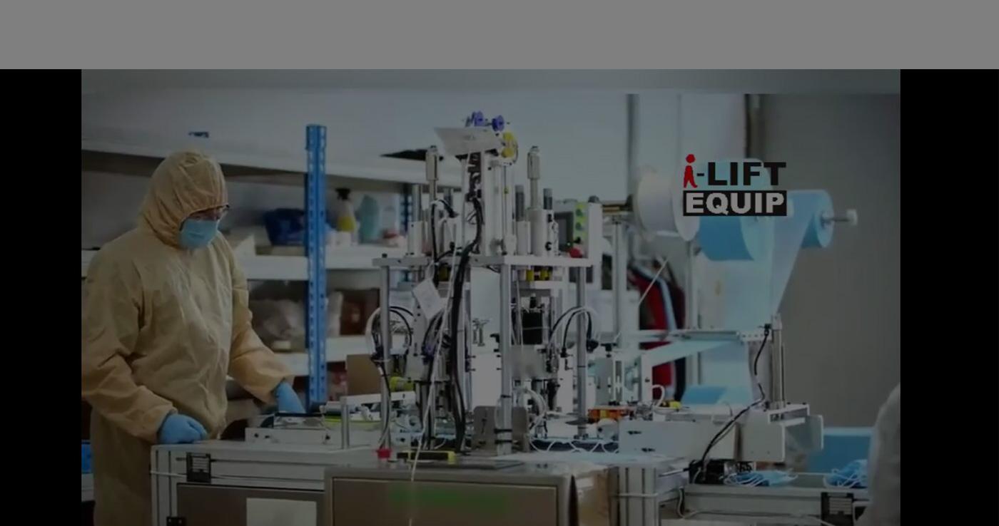 TURN-KEY PROYEKTO AUTOMATIC MASK MAKING MACHINE