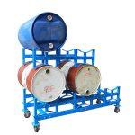 TY100 nga stacking sa drum drum