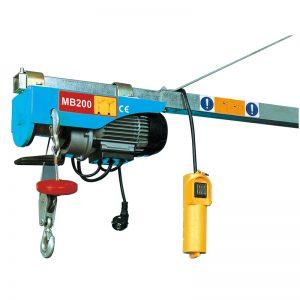 MB200 Mini Electric Hoist, electric hover hoist