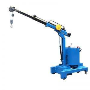 FEC450 bug-os nga electric hydraulic lifting crane