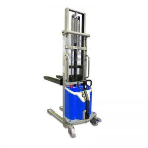 Ang stacker nga semi-electric lift sa MSS1016