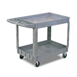 UB252 nga plastic utility platform cart