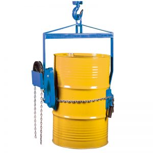 LM800N / LG800 Vertical drum lifters